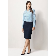 BIZ Ladies Bandless Lined Skirt