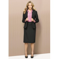 BIZ Ladies Relaxed Fit Lined Skirt