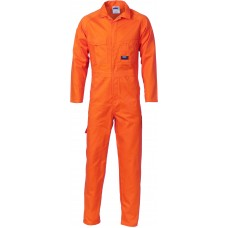 DNC Cotton Drill Coverall