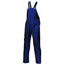 DNC Cotton Drill Bib And Brace Overall