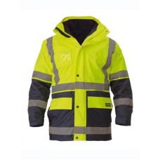 BISLEY 5 IN 1 RAIN JACKET