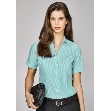BIZ Vermont Ladies Short Sleeve Shirt