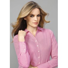 BIZ Hudson Ladies Long Sleeve Shirt