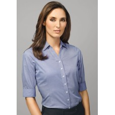 BIZ Hudson Ladies 3/4 Sleeve Shirt