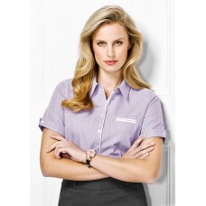 BIZ Calais Ladies Short Sleeve Shirt