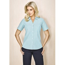 BIZ Advatex Lindsey Ladies Short Sleeve Shirt
