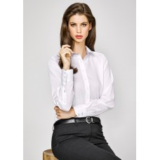 BIZ Herne Bay Ladies Long Sleeve Shirt