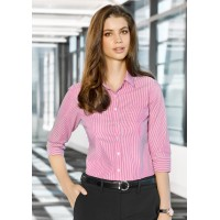 BIZ Advatex Lindsey Ladies 3/4 Sleeve Shirt