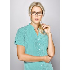 BIZ Advatex Toni Ladies Short Sleeve Shirt