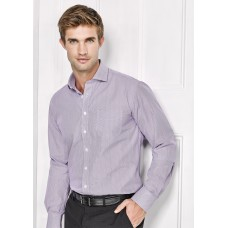 BIZ Calais Mens Long Sleeve Shirt
