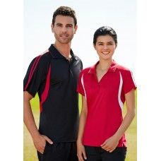 BIZ Flash Polo Mens